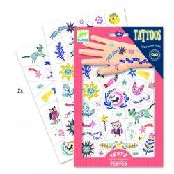 """Djeco tatuiruotės vaikams """"Sweet dreams"""""""