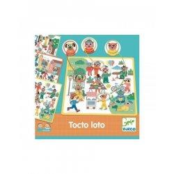 """Djeco edukacinis pastabumo žaidimas """"Tocto loto"""""""