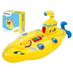 Geltonas pripučiamas povandenininis laivas