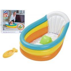 Pripučiama vaikiška vonelė - baseinas su termometru