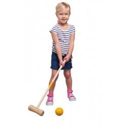Vaikiškas žaidimas - sodo kroketas