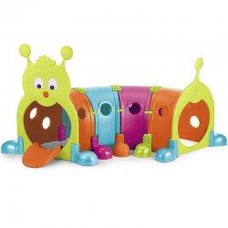 Feber vaikiškas modulinis žaidimų tunelis