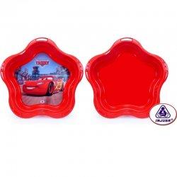 """Smėlio dėžė ir baseinas 2 in 1 - """"Cars"""""""