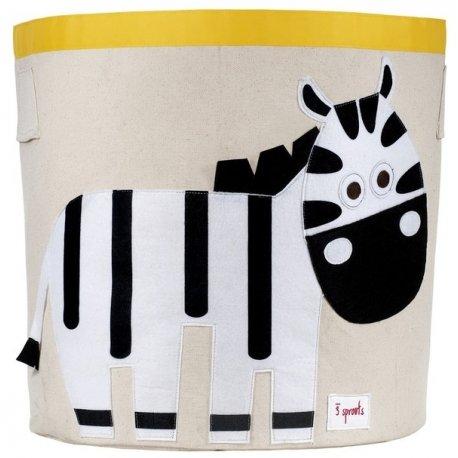 """Žaislų krepšys """"Zebras"""""""