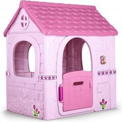 """Feber rožinis žaidimų namelis - """"Fantazija"""""""