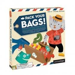 """Petit Collage stalo žaidimas """"Pack your bags"""" 4+"""
