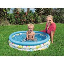 Bestway pripučiamas baseinas 102cm