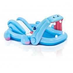 Intex pripučiamas baseinas - hipopotamas