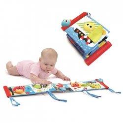 Dvipusė muzikinė knygelė kūdikiams