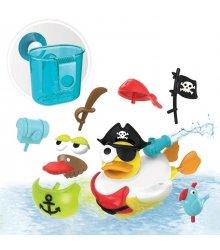 """Yookidoo vandens žaislas """"Ančiukas piratas"""""""