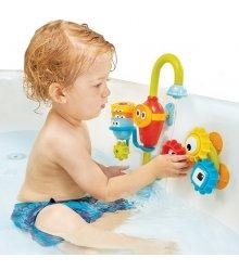 """Yookidoo edukacinis vonios žaislas """"Sraigtukai"""""""