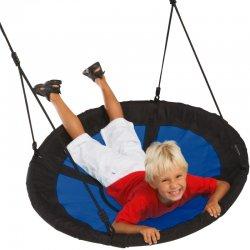 Vaikiškos mėlynos sūpynės 150 kg
