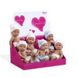 Lėlytės - kūdikėliai, 33 cm
