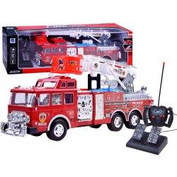 RC gaisrinė mašina su pedalais