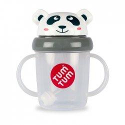 "Tum tum puodelis su rankenėlėmis ""Panda"""