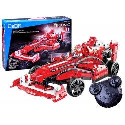 """Raudona RC mašinėlė - """"Formulė"""" 317 vnt."""