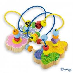 """Ergoterapinis žaislas """"Gėlė"""" 18mėn +"""