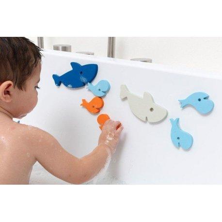 """Vonios žaislai - """"Rykliai"""""""