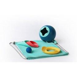 Smėlio žaislų rinkinys su krepšiu
