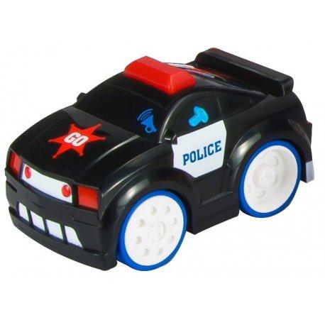 """Vaikiška policijos mašinėlė - """"Touch and Go"""""""