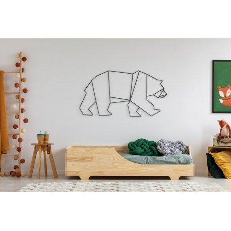 """Unikalaus dizaino vaikiška lova - """"BOX"""""""