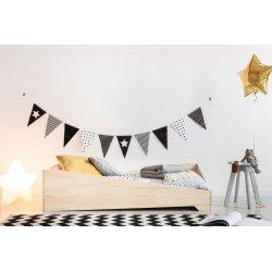 Stilinga viengulė vaikiška lova