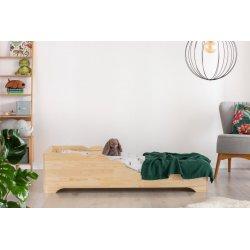 Stilinga medinėvaikiška lova