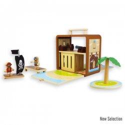 Dėžutė - Piratų sala