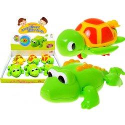 """Vonios žaislas - """"Krokodilas arba vėžlys"""""""