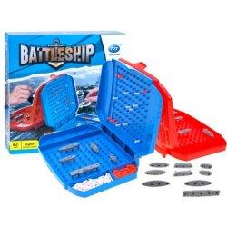 """Vaikiškas stalo žaidimas - """"Laivų mūšis"""""""