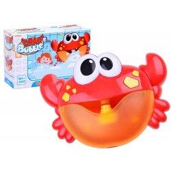 """Vonios žaislas pučiantis burbulus - """"Krabas"""""""