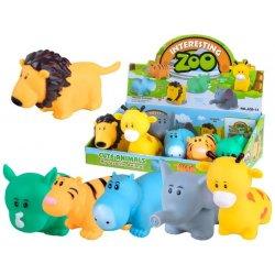 "Minkštos gyvūnų figūrėlės - ""Zoo"""