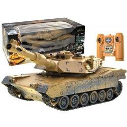 Radijo bangomis valdomas tankas M1A2