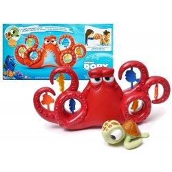 Vonios žaislas - raudonas aštuonkojis