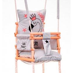 """Vidaus sūpynės - """"Flamingas"""" 3 in 1"""