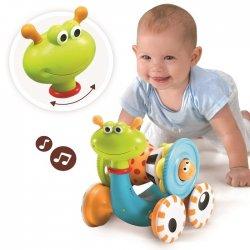 """Muzikinis žaislas kūdikiams """"Sraigė"""""""