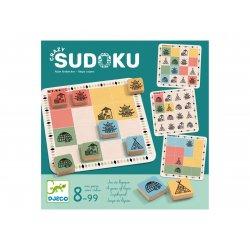 """Djeco žaidimas """"Crazy Sudoku"""" 8+"""