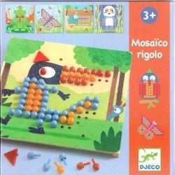 Djeco mozaikos žaidimas