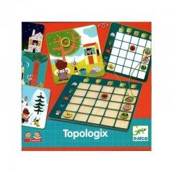 """Djeco edukacinis žaidimas """"Topologix"""""""