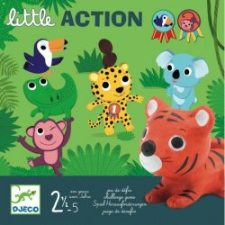 """Stalo žaidimas vaikams """"Džiunglės"""" 2+"""
