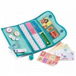 Djeco vaikiška piniginė su aksesuarais