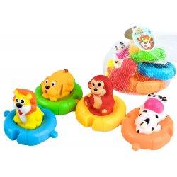 """Vonios žaislai """"Plaukiojantys gyvūnai"""""""