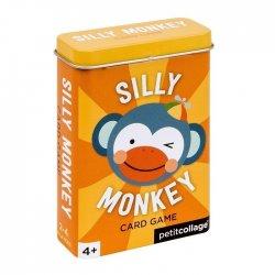 """Petit Collage stalo žaidimas """"Silly Monkey"""""""