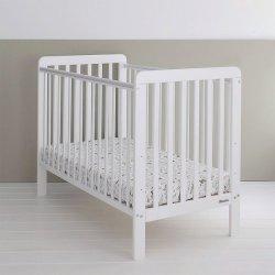 Klasikinė lovytė kūdikiams 120x60 cm