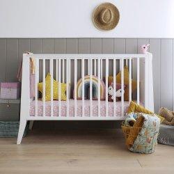"Kūdikių lovytė - ""Slim Cot"" 120x60 cm"