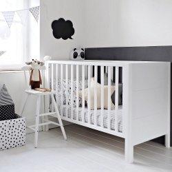"""Kūdikių lovytė - """"Smooth Cot"""" 120x60"""