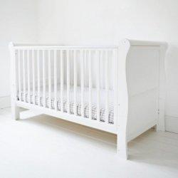 "2 in 1 Kūdikių lovytė - ""Noble Cot"" 140x70 cm"