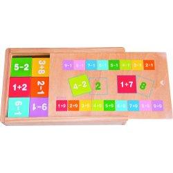 Matematinis rinkinys mokytis sudėties ir atimties 7+