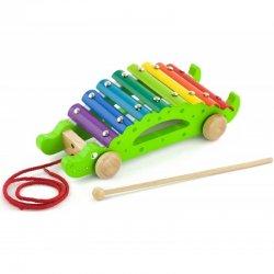 """Vaikiškas ksilafonas - """"krokodilas"""""""