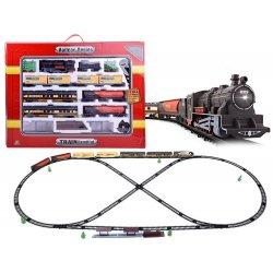 Vaikiškas traukinio rinkinys 996 cm ilgio